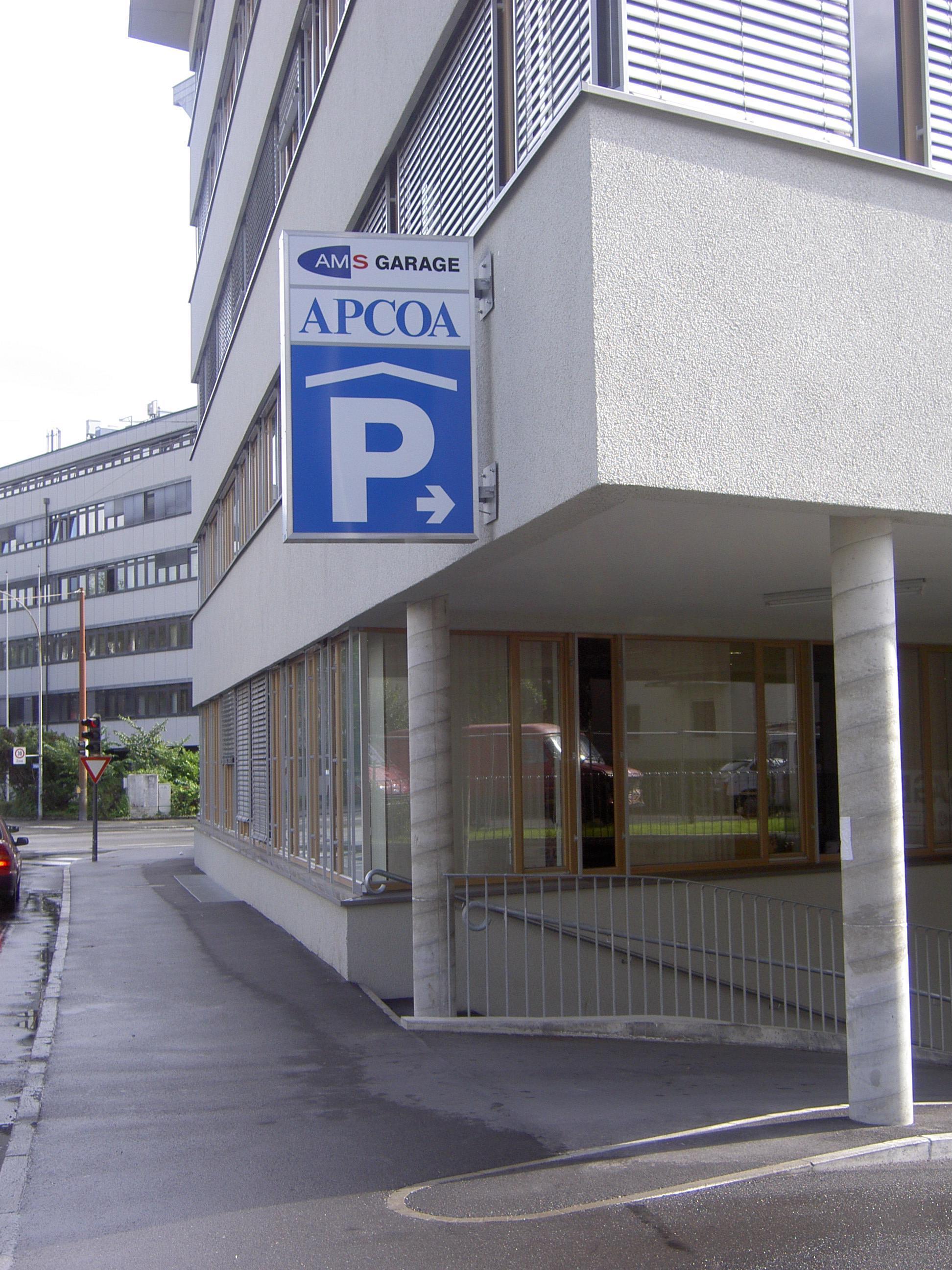 Parken In Bregenz