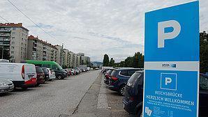 Parken In Parkplatz Reichsbrücke Wien Apcoa Apcoa Parking