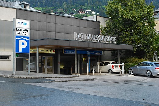 Tiefgarage Rathaus - Zell am See | APCOA-2